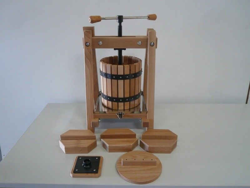 obstpresse beerenpresse apfelpresse weinpresse saftpresse preße 10-40L