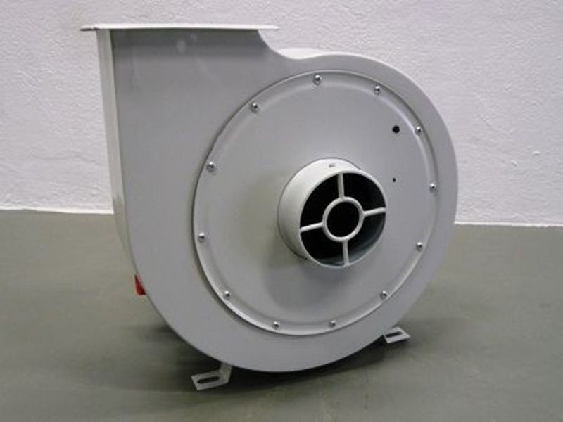 Fan2500 Radialventilator Absauganlage