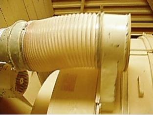 Absaugschlauch 38 mm ID Flexschlauch Spiralschlauch Absaugschlauch Luftschlauch